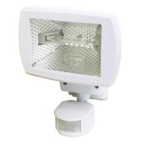 【処分品につき特別価格】センサーライト1灯 ハロゲンタイプ HSL-150PA|ficst