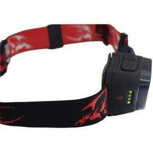 MARVEL(マーベル)  ジョブマスター LEDヘッドライト USB充電式 JHD-350USB|ficst
