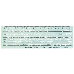 ドラパス(DRAPAS) テンプレート 英数字定規 JIS No31-E802[製図 定規]|ficst