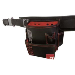 MARVEL(マーベル) ポケット・安全サポート WAIST GEAR 腰袋 ワイド二段タイプ MDP-90ARL|ficst