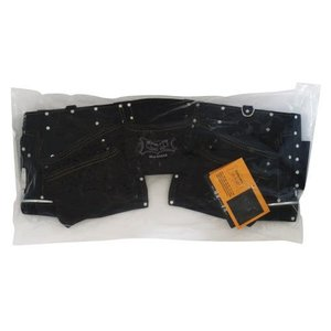 KNICKS(ニックス) 最高級2x2ポケットレザーツールバック釘袋 KCA-9505B|ficst