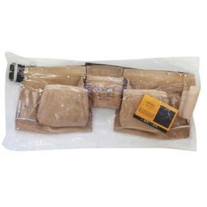 KNICKS(ニックス) 2x2バッグレザーツールベルト釘袋 KCA-9501|ficst