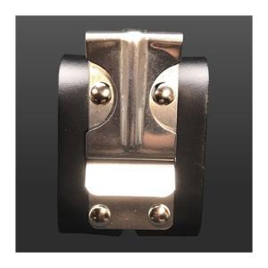 KNICKS(ニックス) ワンタッチ金具付ヌメ革ベルトループ KB-DXW [腰袋 作業用品 アクセサリー] ficst