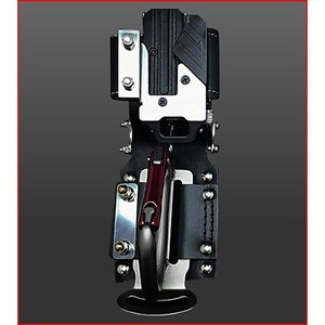 KNICKS(ニックス) チェーンタイプ金属セフ/カラビナホルダーセット KB-3SE|ficst