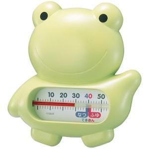 エンペックス(EMPEX) お風呂de浮き浮き湯温度計 カエル TG-5146|ficst