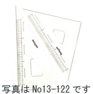 ドラパス(DRAPAS) 三角定規 目盛付 30cm No13-124|ficst