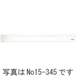 ドラパス 直定規 目盛付・溝付 100cm No15-400|ficst