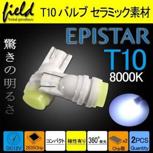 長寿命 高品質 T10/T15/T16 LEDバルブ 面発光 セラミック素材 2個 ポジションランプ 車幅灯 マップランプ ホワイト 2835チップ ウェッジ ナンバー灯|field-ag
