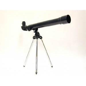 科学教材キット 送料無料 天体観測  34倍40ミリ 屈折式天体望遠鏡  小さくても高性能。月のクレ...