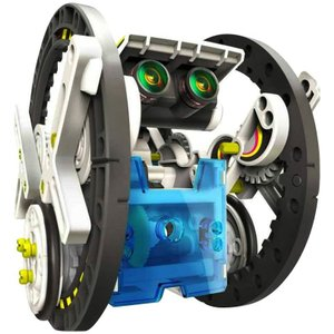 field ship 13種類に変形 ソーラーロボット 太陽光発電 組み立て式 おもちゃ 工作キット...