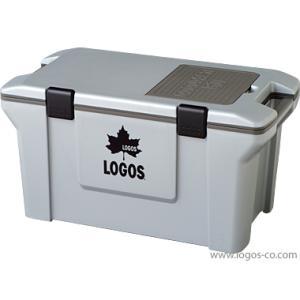( クーラーボックス )アクションクーラー50 ( クーラーBOX )(HN01990/81448011)( 大型クーラーボックス ロゴス )(LOGOS)(QBH33)|fieldboss