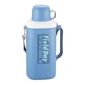 ペットボトルクーラー 2L ペットボトル 保冷 クーラーバック クーラーボックス ペットボトル用クーラー 保冷剤付 2.0L パープル ( AP04736 / M-8904 )(QCB02)|fieldboss