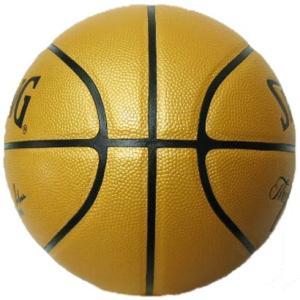 SPALDING バスケットボール 7号 74-8528 NBA ファイナル チャンピオン記念ボール(SP10253063/74-8528) 革 合成皮革 バスケットボール 記念ボール NBA(QBH33)|fieldboss|02
