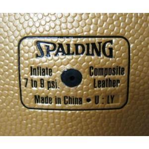 SPALDING バスケットボール 7号 74-8528 NBA ファイナル チャンピオン記念ボール(SP10253063/74-8528) 革 合成皮革 バスケットボール 記念ボール NBA(QBH33)|fieldboss|03