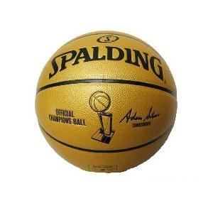 SPALDING バスケットボール 7号 74-8528 NBA ファイナル チャンピオン記念ボール(SP10253063/74-8528) 革 合成皮革 バスケットボール 記念ボール NBA(QBH33)|fieldboss|05