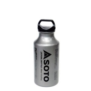 広口フューエルボトル400ml ( SOD-700-04 / DF10274208 )( SOTO )(QBJ37)|fieldboss