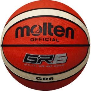 バスケットボール(6号球) molten ボール バスケットボール ( BGR6OI / MTN )(QBJ37)|fieldboss