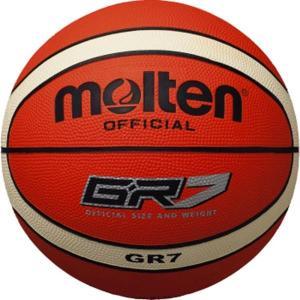 バスケットボール(7号球) molten ボール バスケットボール ( BGR7OI / MTN )(QBJ37)|fieldboss
