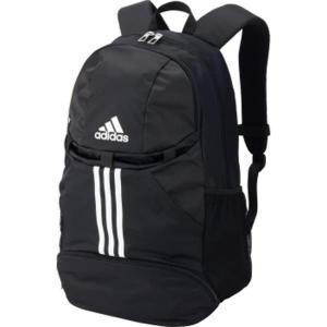 ボール用デイパック 黒×白 adidas バッグ バック  ( ADP23BKW / ADS )(QBH33)|fieldboss
