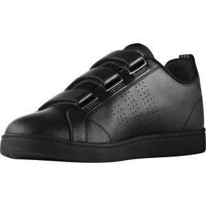 VALCLEAN2 CMF コアBLK/コアBLK/ 23.5 adidas シューズ 靴  ( AW5212-23.5 / ADS )(QBH33)|fieldboss