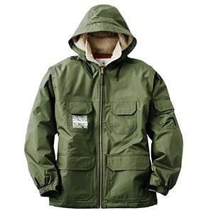 防水防寒ジャケット フォード カーキ L LOGOS ジャケット 防水ジャケット  ( 30504572 / HN )(QBH33)|fieldboss