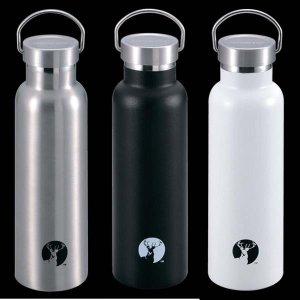水筒 ボトル キャプテンスタッグ ステンレス製 HDボトル1000 ( CAG10385353 )