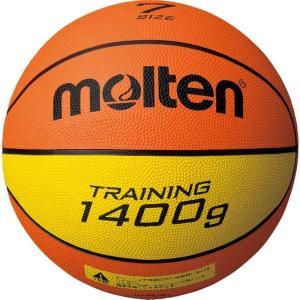 B7C9140 トレーニングボール9140 7号球 molten ボール バスケットボール (MTN)(QBJ37)|fieldboss