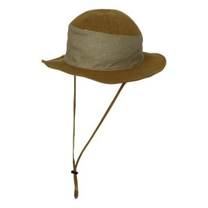 PH718HW29-CA MOUNTAINEER SAFARI HAT CAMEL フェニックス 帽子 HAT (PHE)(QBJ37)|fieldboss