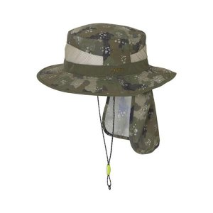 PH718HW17-KA MOUNTAIN CAMO ARBOR HAT KHAKI フェニックス 帽子 HAT (PHE)(QBJ37)|fieldboss