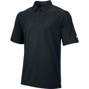 742456-020 FB DRI−FIT プレイヤーズ チームブラック  ナイキ メンズ ポロシャツ  (JSN)(QBH33)|fieldboss