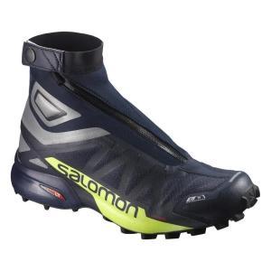 L39451200 SNOWCROSS 2 CSWP NAVY BLAZER/REFLECTIVE SILVER/LIME PUNCH.  SALOMON 靴 シューズ  (SAM) fieldboss