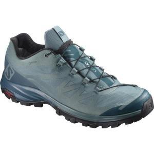 L39864200 OUT PATH GORE-TEX(R) NORTH ATLANTIC/REFLECTING POND/BLACK  SALOMON メンズ シューズ 靴  (SAM) fieldboss