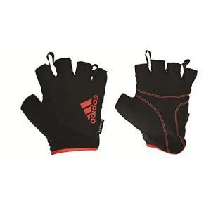 ADGB-12322RD エッセンシャルグローブM レッド  adidas グローブ 手袋  (PRB)|fieldboss
