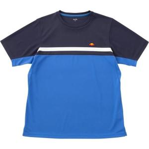 EM07303-NB ゲームシャツ メンズ NY*HB  エレッセ メンズ Tシャツ シャツ  (ELE)|fieldboss