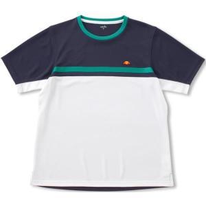 EM07303-NW ゲームシャツ メンズ NY*W  エレッセ メンズ Tシャツ シャツ  (ELE)|fieldboss