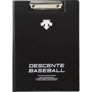 C1011B-BLK フォーメーションボード ブラック DESCENTE 野球 作戦版 作戦ボード (DES)(QBJ37)|fieldboss
