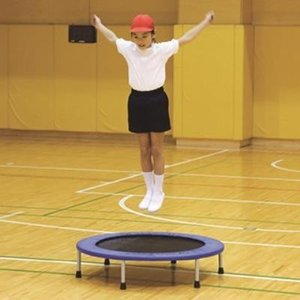 EVERNEW エバニュー トランポリン 学校用品 体育用品 ETE183 ジャンピングキャンバスR102ETE183 特殊送料:ランク(B)(ENW)(QBJ37)|fieldboss