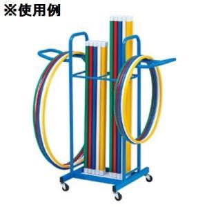 メーカー品番:T-1818 新体操整理台S2 商品仕様:●幅106×奥行53×高さ116cm  ●重...
