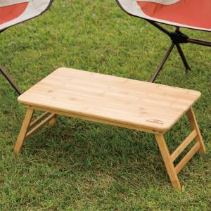 メーカー品番:BD-191 バンブーテーブル50 商品仕様:【材質】:●竹集成材(ラッカー塗装)・ス...