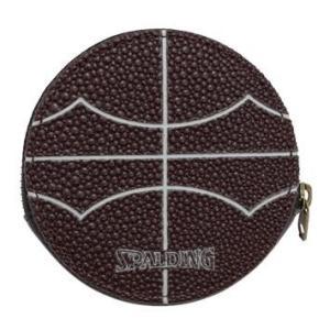 11-006 コインケース スポルディング コインケース バスケットボール (SP)(QBJ37)|fieldboss