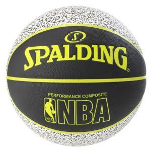 76-154Z コンポジットスタティック スポルディング バスケットボール 7号 (SP)(QBJ37)|fieldboss