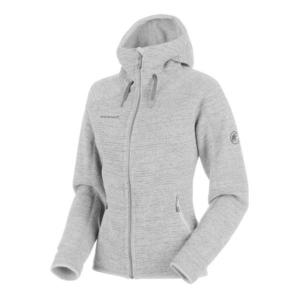 Arctic ML Hooded Jacket Women marble-titanium melange マムート レディース ジャケット アウター (MAT)(QBJ37)