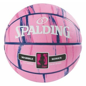 バスケットボール バスケットボール 6号 バスケットボール 6号球 83-877Z-6 フォー ハー ピンク x ネイビー SIZE 6 (SP)(QBJ37)|fieldboss