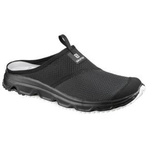サンダル メンズ 靴 メンズ シューズ メンズ RX SLIDE 4.0 BLACK/EBONY/WHITE (SAM)(QBJ37)|fieldboss