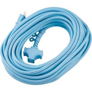 電気コード 20m 電気コード 業務用 D-8504 電気コード 20m (スカイブルー)D-8504 特殊送料:ランク(A)(DAN)