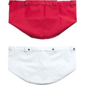玉入れ 袋 玉入れ 紅白 EKA634 EKA634 ブラインド玉入れカゴ用紅白袋 (ENW)(QBJ37)