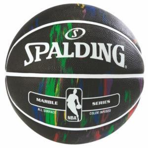 バスケットボール バスケットボール 7号 バスケットボール 7号球 71-101Z-7 マーブル ブラック x マルチ SIZE 7 (SP)(QBJ37)|fieldboss