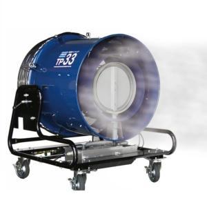 扇風機 業務用 ミスト 扇風機 大型 S-9559 バズーカミストファン70送料【お見積】 (SWT)
