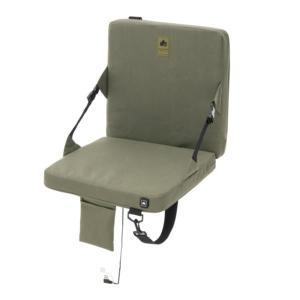 発熱シート 椅子 発熱 ベンチシート 84200040 LOGOS ヒートユニット・背付クッションシート  (HN)|fieldboss