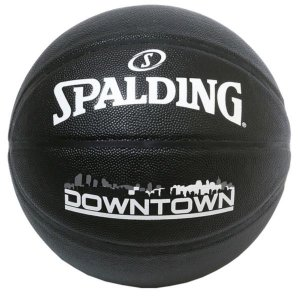 バスケットボール バスケットボール 7号 バスケットボール 7号球 76-586J-7 ダウンタウン ブラック size 7 7  (SP)|fieldboss